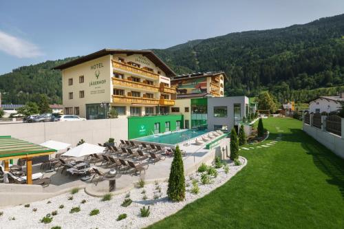 Hotel Jägerhof - Zams