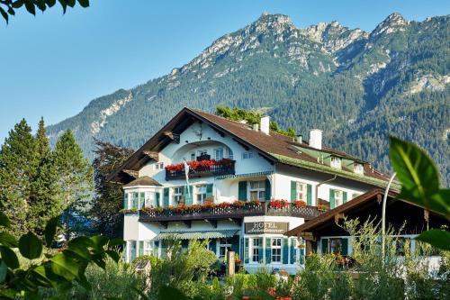 Accommodation in Garmisch-Partenkirchen