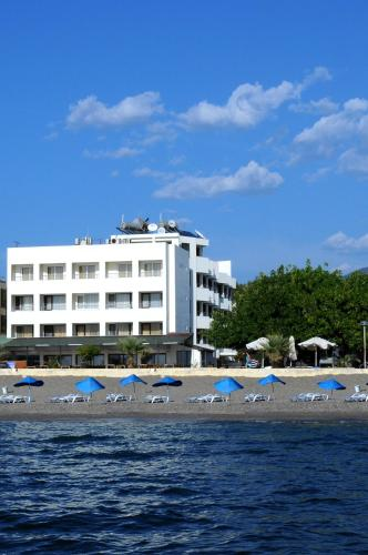 Fethiye Rosary Beach Hotel ulaşım