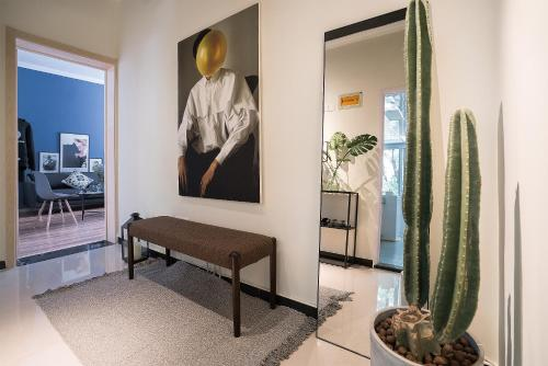 Cactus Photographer Art Apartment photo 19