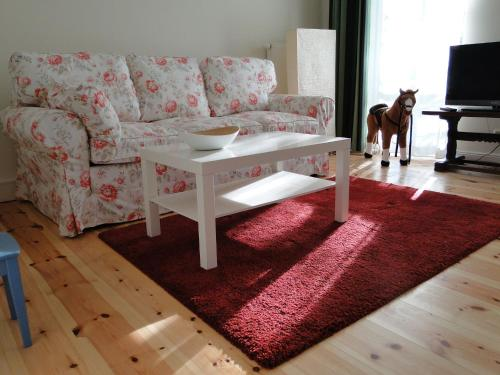 Hotel-overnachting met je hond in Spacious Apartment with Garden in Boisendorf - Boiensdorf