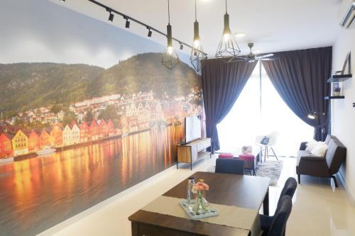 . Rentostay BayView Apartment-Bora Resident