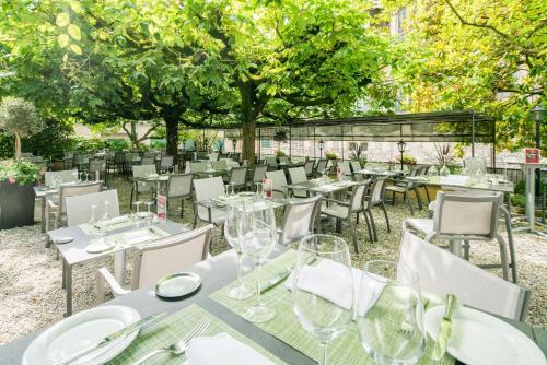 Best Western Plus  Mirabeau, Pension in Lausanne