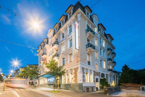 Best Western Plus Hotel Mirabeau, 1003 Lausanne