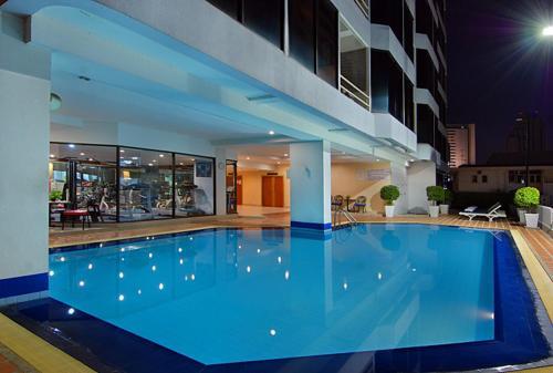 Tai Pan Hotel impression