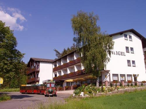 . Hotel Igel