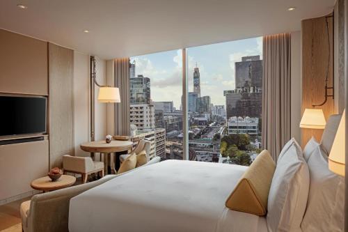 Waldorf Astoria Bangkok room photos