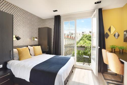 Short Stay Group Eiffel Village Serviced Apartments Paris - Hôtel - Paris