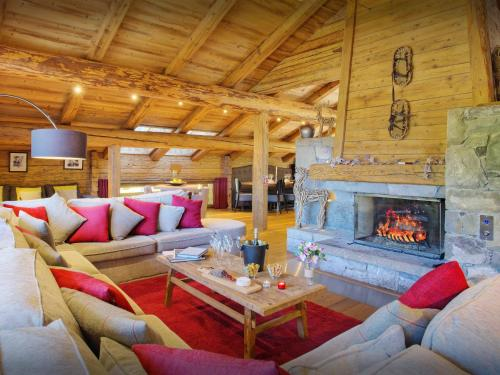 Authentic Lodge Spa - SnowLodge La Clusaz