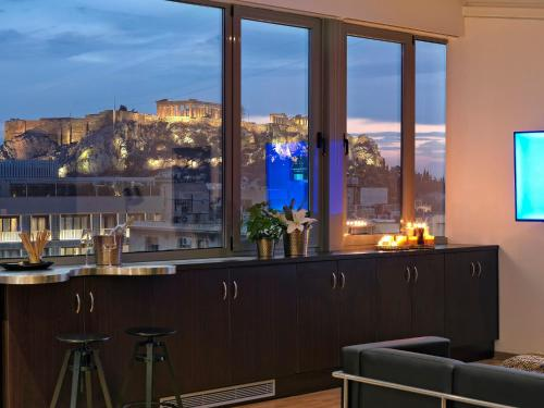 Aria Acropolis Suites, Troulanda, Pension in Athen