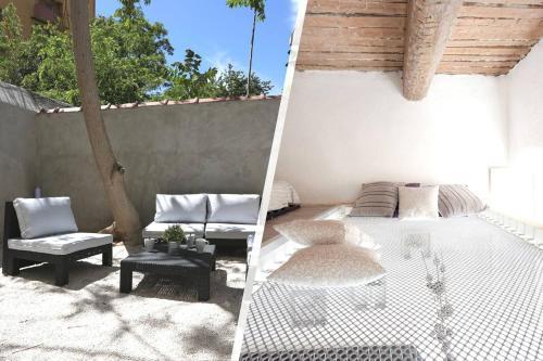 . Double Studio ✰ 8 Personnes Max / Terrasse privée ✰