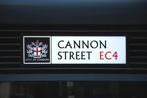 46 Cannon Street, London, EC4N 6JJ, England.