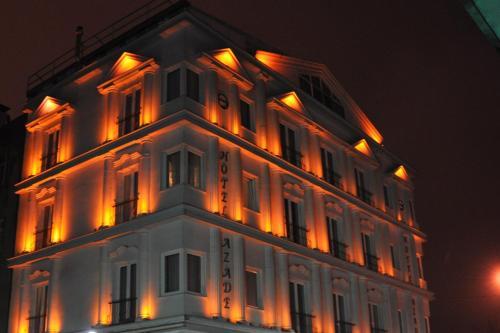 Kayseri ch Azade Hotel ulaşım