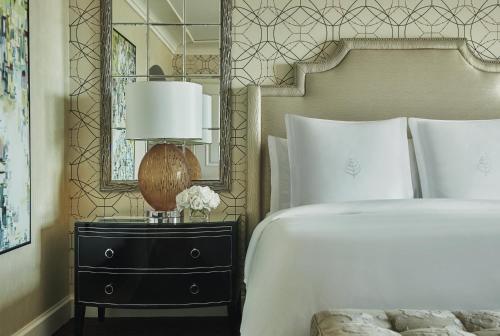 Four Seasons Hotel Las Vegas rom bilder