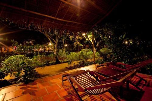 . Mekong Ecolodge Bungalow