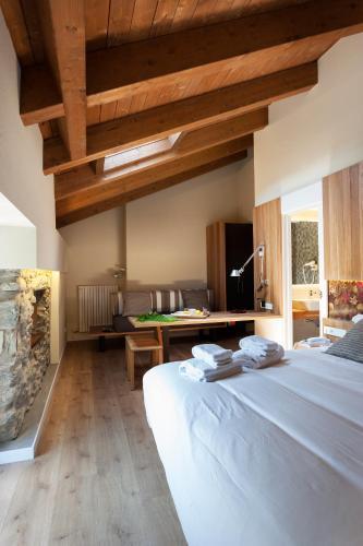 Doppelzimmer - Einzelnutzung Palacio de Yrisarri by IrriSarri Land 1
