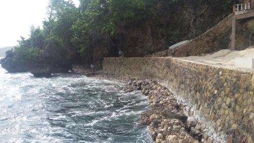 Morgans cliff