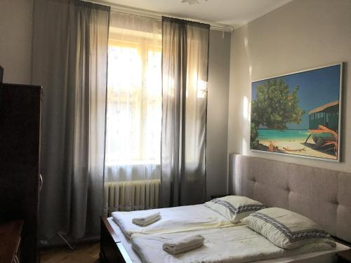 Hotel-overnachting met je hond in P&J Apartamenty Św. Krzyża - Krakau - Oude Stad