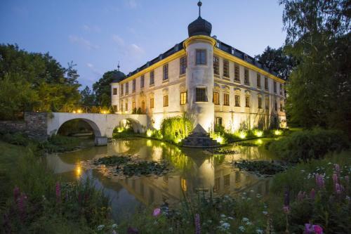 Kasteel-overnachting met je hond in Chateau Třebešice - Kutná Hora