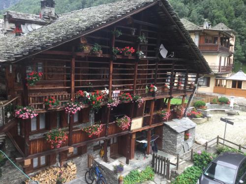 Hirsch Haus - Apartment - Alagna Valsesia