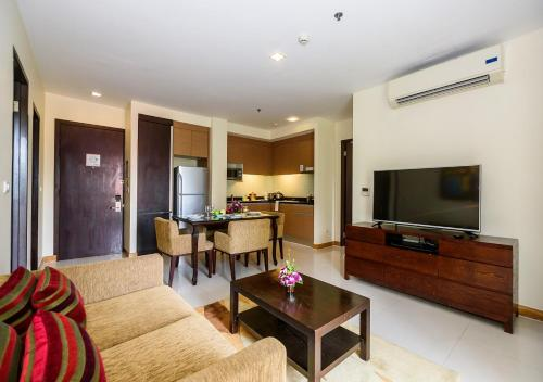 Two-Bedroom Lohas Suite