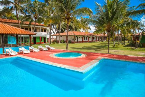 . Morada dos Coqueiros Praia Hotel