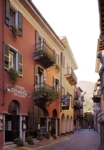 Accommodation in Locarno