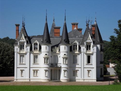 Château de la Motte - Accommodation - Noailly