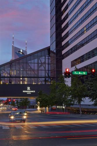 Renaissance Nashville, A Marriott Luxury & Lifestyle Hotel