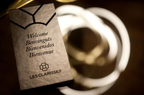 Single Room Les Clarisses Boutique Hotel 2
