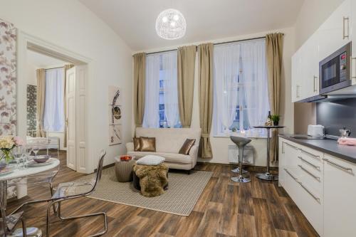 Prague Kampa apartments