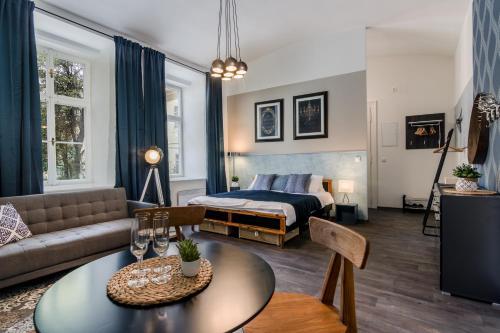 Michal&Friends Kampa Apartments near Charles Bridge