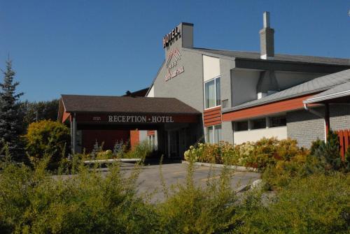 . Hotel Baie Saint Paul