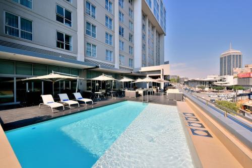 . Radisson Blu Gautrain Hotel, Sandton Johannesburg