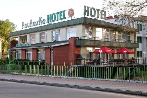 . Hotel Kaukaska