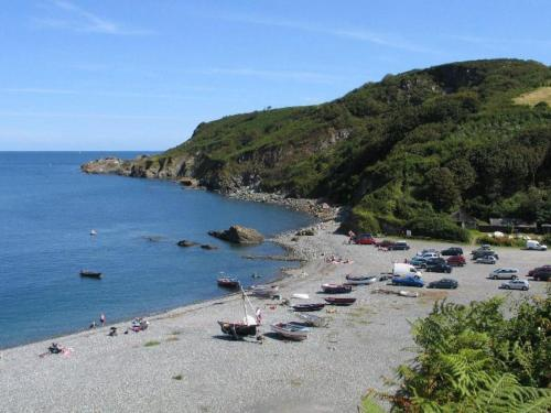 Cockle Island Cott, Porthallow, St Keverne, Cornwall
