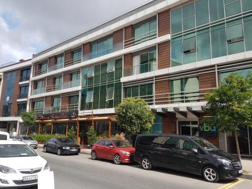 Istanbul vba suiten flat002 online rezervasyon
