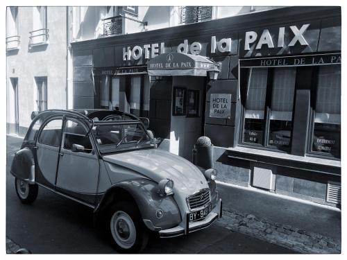 Hotel de la Paix Tour Eiffel photo 52