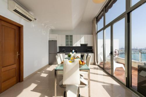 Atico Penthouse on the Beach Foto 20