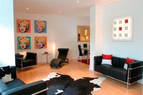 . River Clyde West End Apartment - 2 Bedrooms