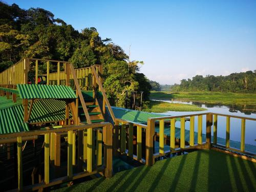 Jungle Land Panama Floating Lodge - All Inclusive room photos