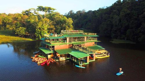 Jungle Land Panama Floating Lodge - All Inclusive