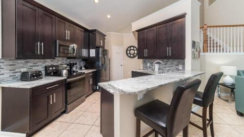 Windsor Palms House Five Bedroom House With Private Pool 3fg - Kissimmee, FL 34747