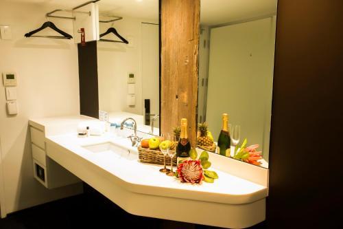 Signature Lux Hotel by ONOMO, Waterfront Стандартный двухместный номер с 2 отдельными кроватями