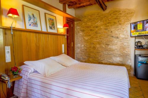 Habitación Doble Estándar Can Lluc Hotel Rural 6