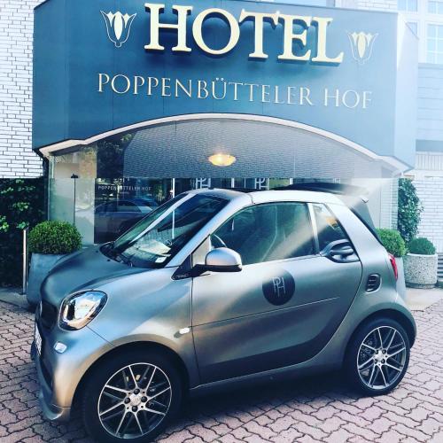 Hotel Poppenbütteler Hof photo 30