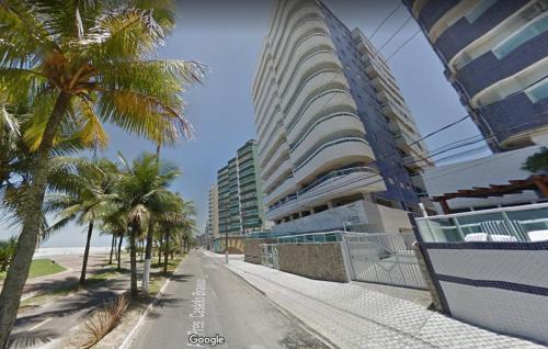 . Apartamento Praia Grande Frente Mar
