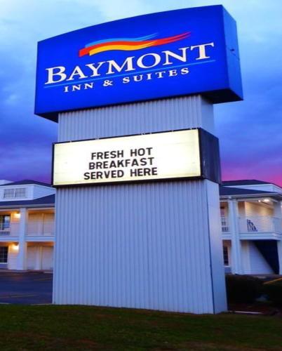 Baymont By Wyndham Columbia Maury - Columbia, TN 38401