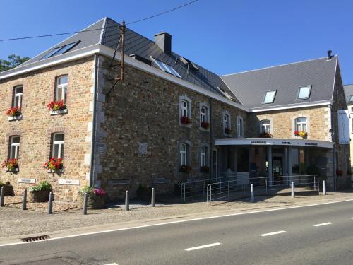 Hotel-overnachting met je hond in La Couronne - Welkenraedt