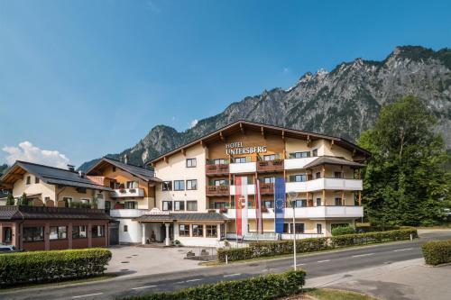 Untersberg, Pension in Sankt Leonhard
